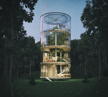 AAA Unique-Architect-Tree-House