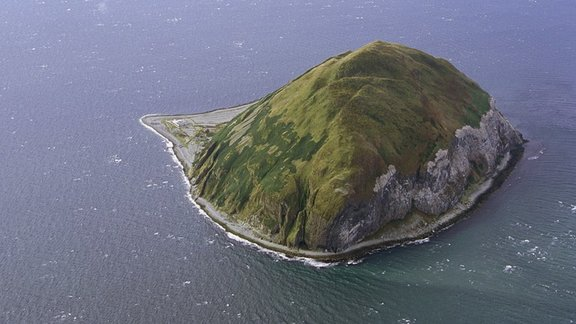 Ailsa Craig Island Lighthouse Compound