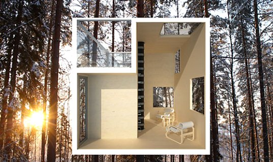1 Mirror Tree House 5