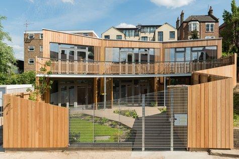 1 Eco Vale, Wood Lane, London, SE23 2NE By Chance de Silva