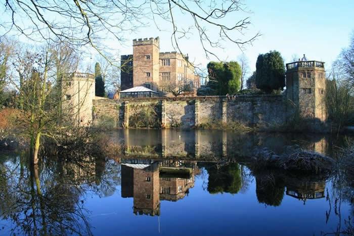 AAA Caverswall Castle