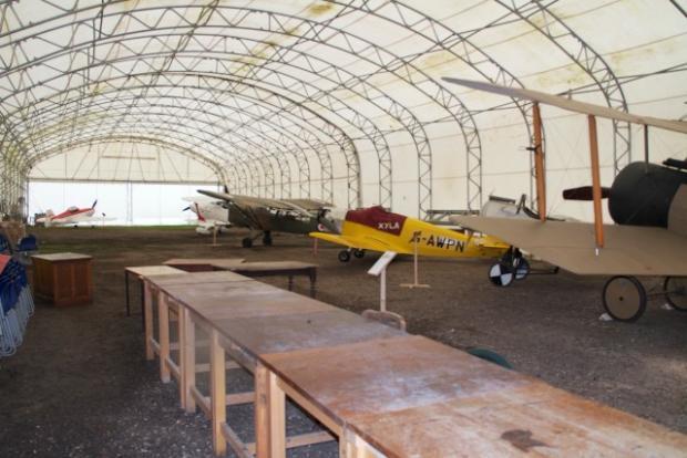 Aerodrome Page Top