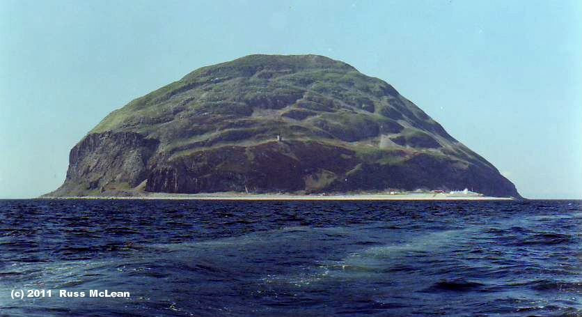 Ailsa Craig Island 100th Edition