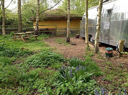 Airstream Caravan, Mill House, Haugh Road, Banham, NR16 2DE