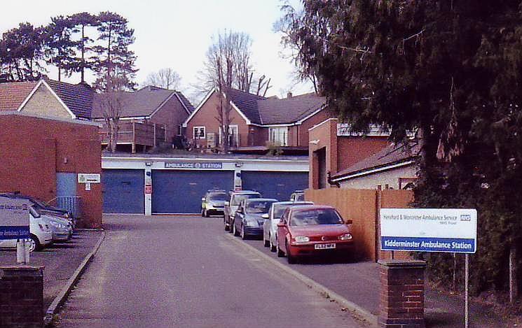 Ambulance Station Kidderminster