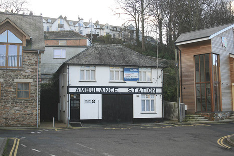 Ambulance Station Looe
