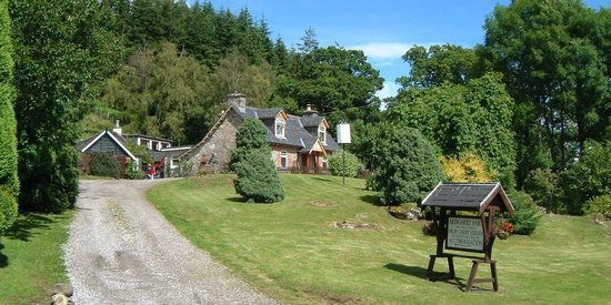 Ardgarry Farm, Faichem, Invergarry, Inverness-shire, Scotland PH35 4HG