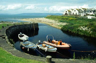 Blackwaterfoot Harbour Departing Point For Davaar Island - Stephen McKay