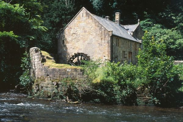 Brinkburn Mill MAIN