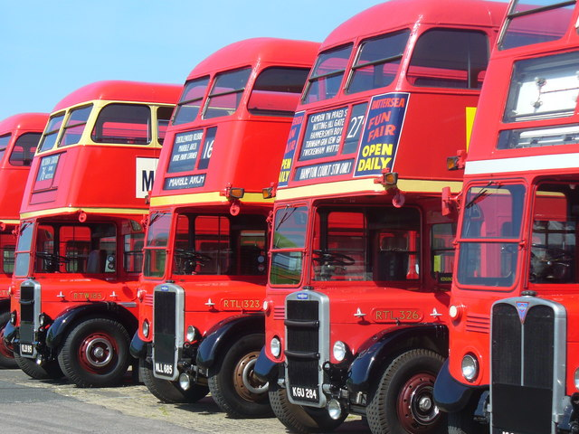 Bus London Bus Preservation Trust Colin Smith