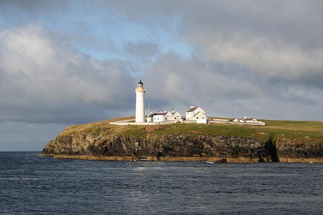 Cantick Head Lighthouses Des Colhoun
