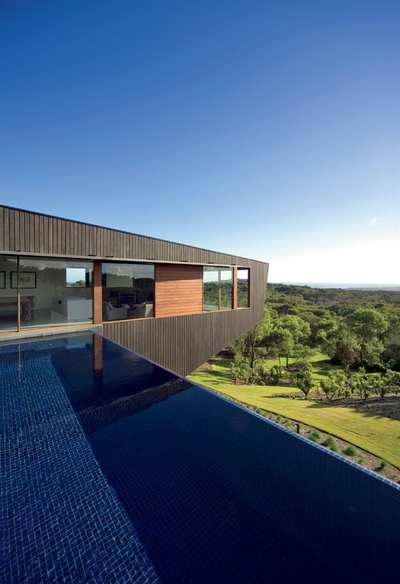 Cape Schank House Unique Property Bulletin Award Winner