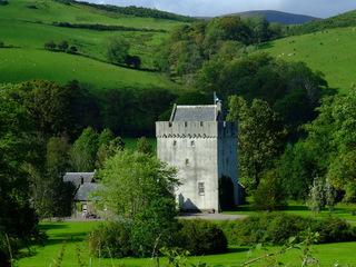 Castle Kames Thomas Nugent RSZ