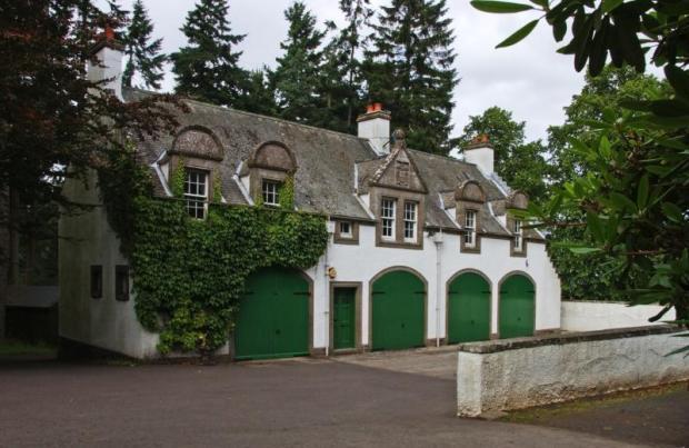 Castle Kinpurnie 3