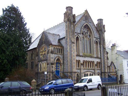 Chapel St Georges Alder King