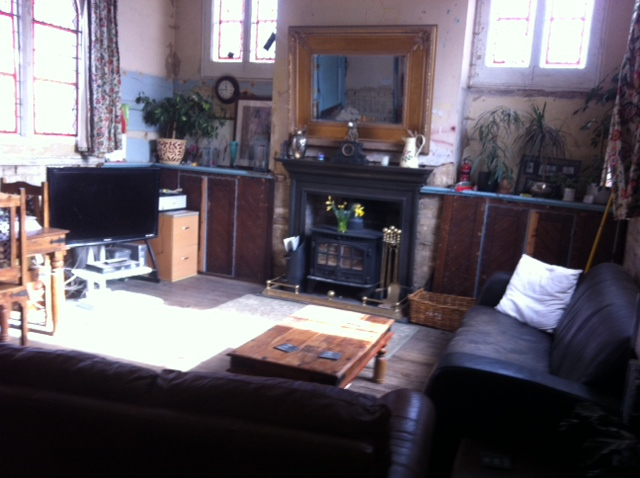 Chatteris sitting room