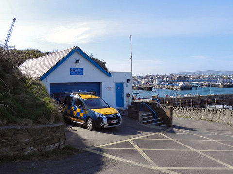 Coastguard Station Douglas David Dixon