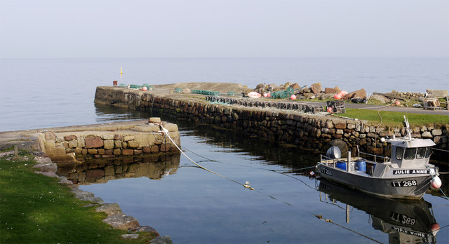 Corrie Harbour, Isle of Arran - Trevor Littlewood