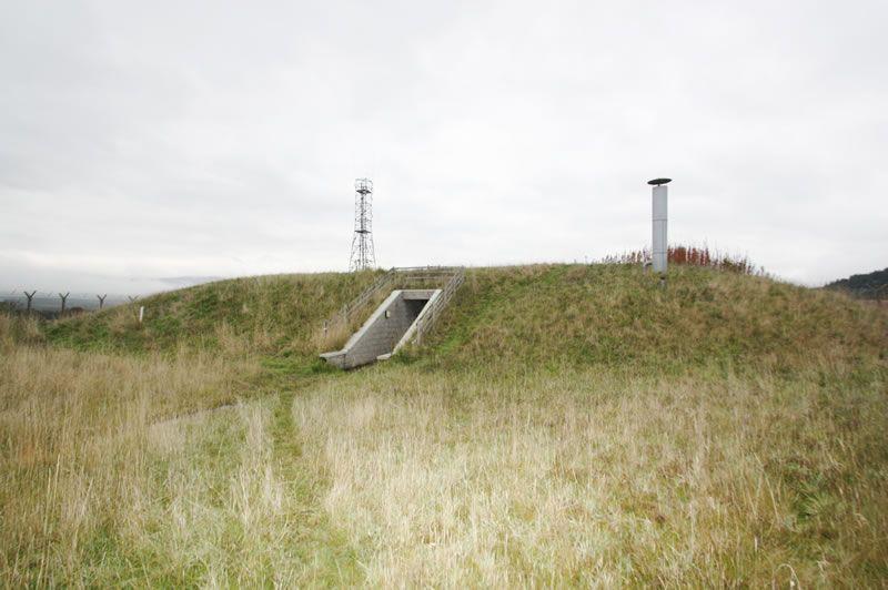 Cultybraggan Nuclear Bunker 1