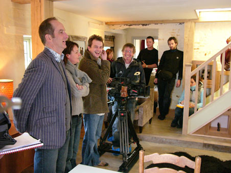 Dairy Cottage Filming