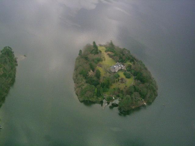 Derwent Island Les Hodgson