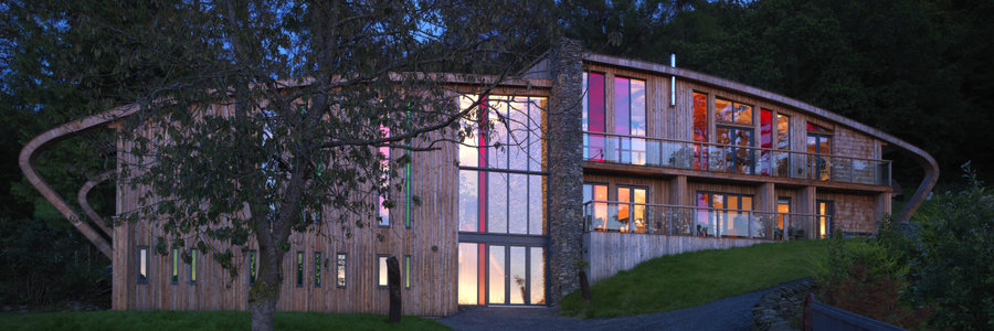 Dome House, Brantfell Road, Bowness on Windermere, Lake District, LA23 3AE