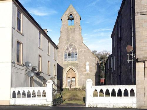 East Church, 39 Glasgow Street, Millport, Isle of Cumbrae, North Ayreshire, KA28 0DJ.