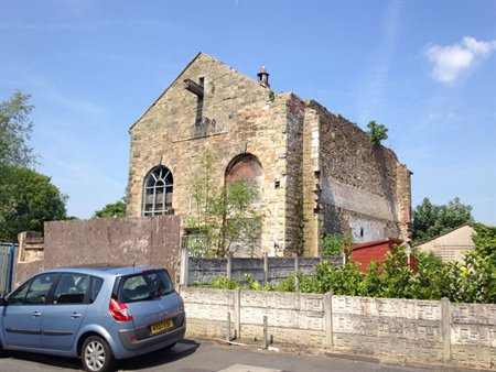 Engine House Padiham