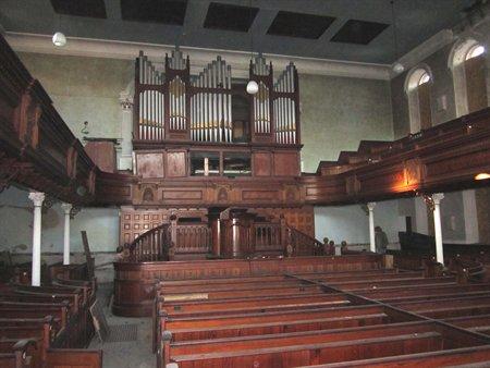 Former Chapel, Dora Street, Bank Place, Porthmadog, Gwynedd, LL49 9AA Organ