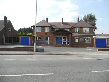 Former Police Station, Kidderminster Road, Stourbridge, DY9 0QN