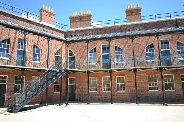 Fort Palmerston Exterior 2