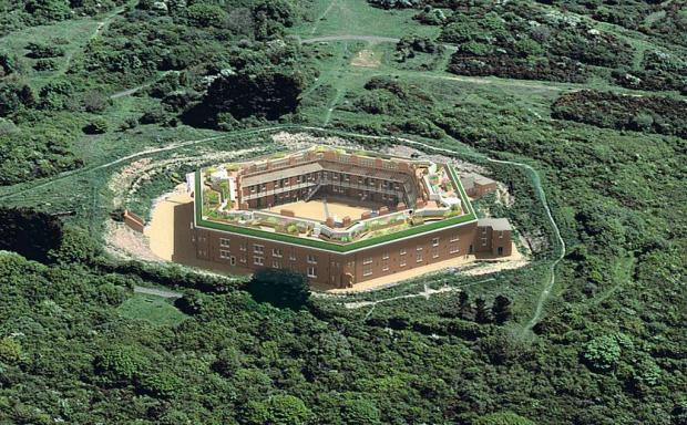 Fort Palmerston MAIN