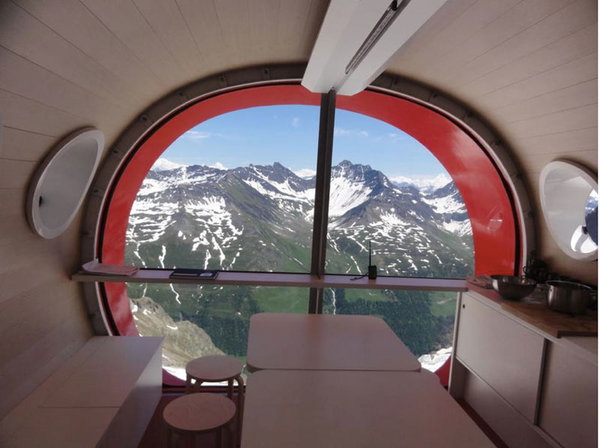 George Clarke Amazing Spaces Alpine Interior - Leapfactory