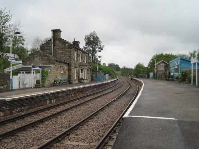 Glaisdale Railway Station Nigel Thompson