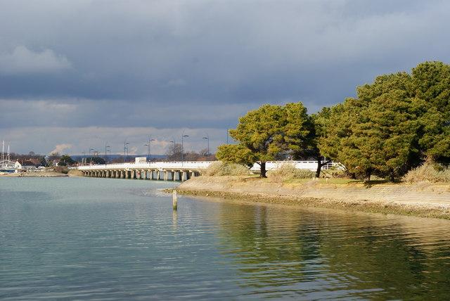 Hayling Island Langstone Bridge Peter Trimming MAIN