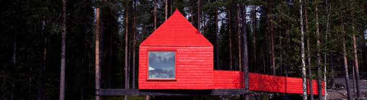 House In The Woods - Architect Competition