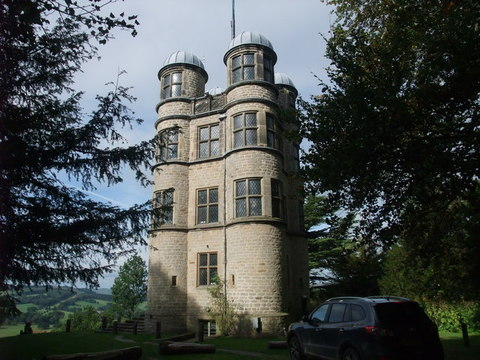 Hunting Tower Chatsworth Tim Heaton RSZ