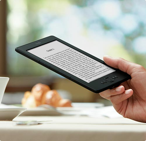 Kindle Original E Reader