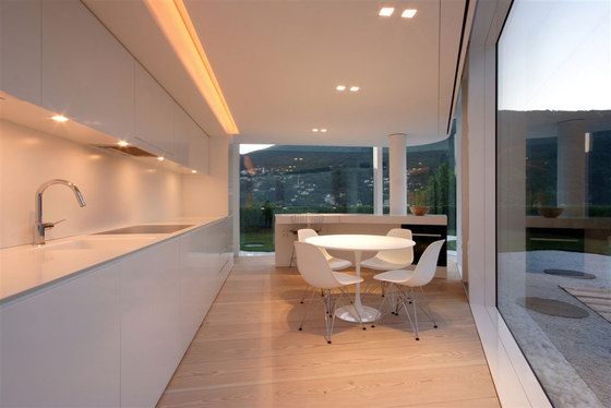 Lake Lugano House Jacopo Mascheroni Interior
