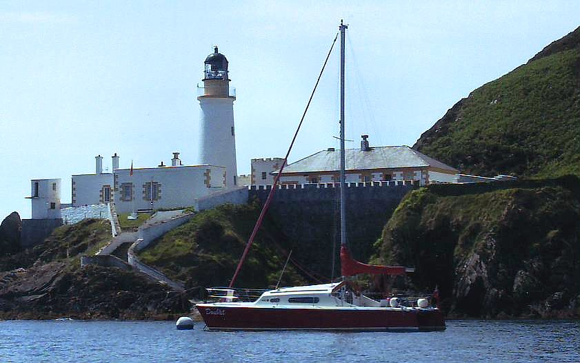 Lighthouse Douglas 2
