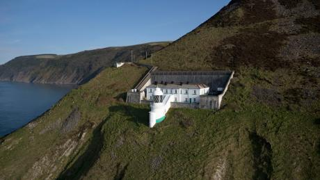 Lighthouse Keepers' Cottages, Lynton, Devon - National  Trust
