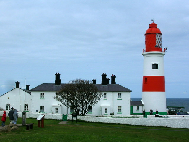 Lighthouse Souter John Darch