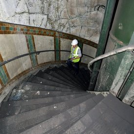 London Underground Brompton MAIN 3 RSZ