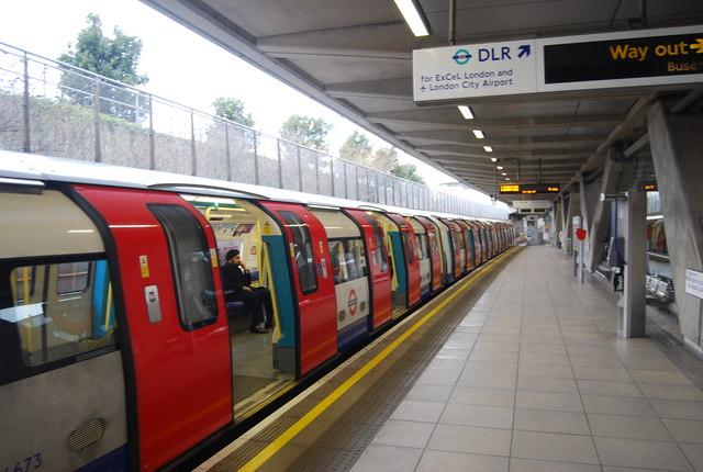 London Underground Iconic Nigel Chadwick