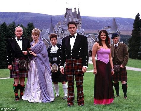 Monarch of the Glen Headline BBC Ecosse