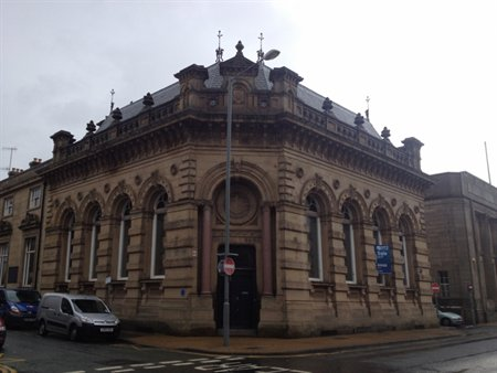 Natwest Bank, 10 Grimshaw Street, Burnley, Lancashire, BB11 2AS