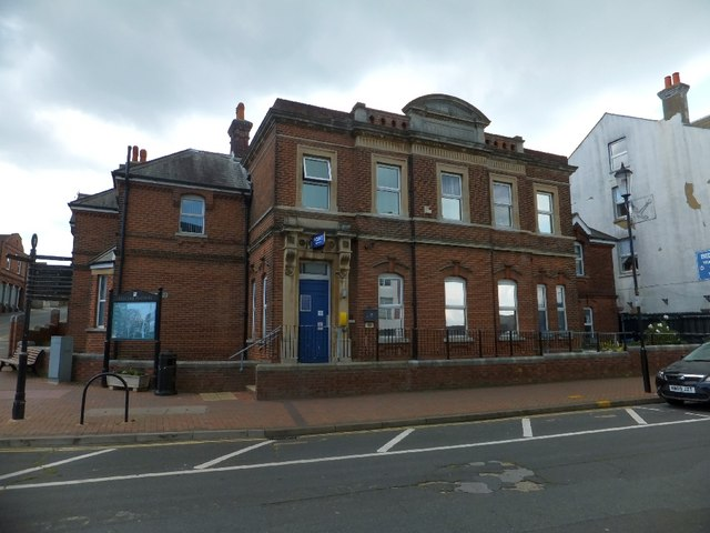 Police Station Cowes David Smith