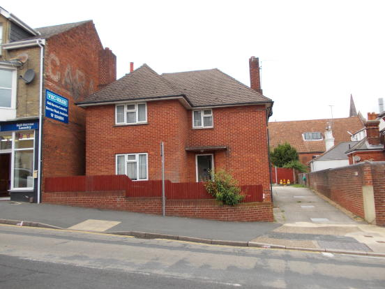 Police Station Cowes House 1