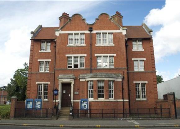 Police Station G1 London 2