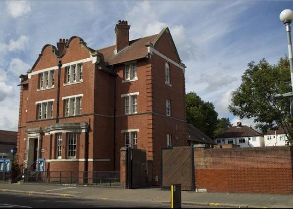Police Station G1 London
